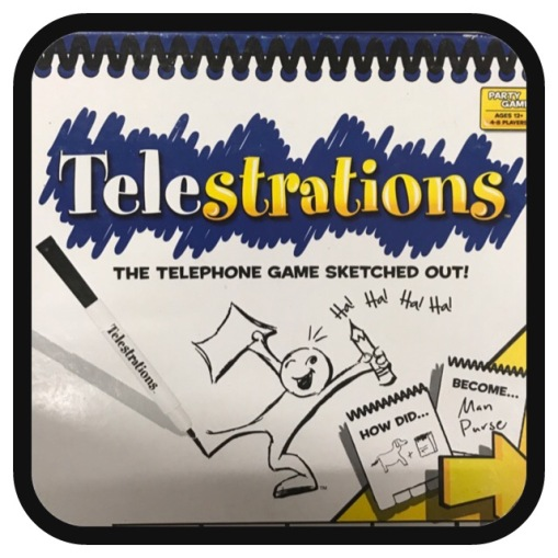 Telestrations: Best Drawing Games