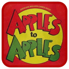 Apples to Apples Word Game