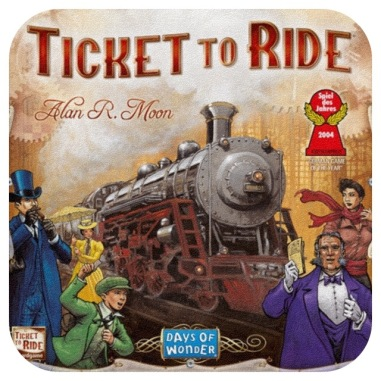 Ticket to Ride: Best Strategy Board Games