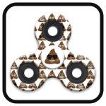 Fidget Spinner - Poop Emoji