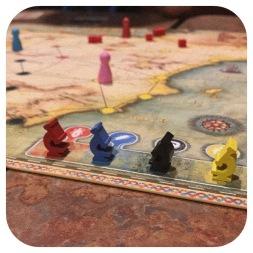 Pandemic IBERIA -Game Pieces