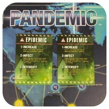 Pandemic-Epidemic