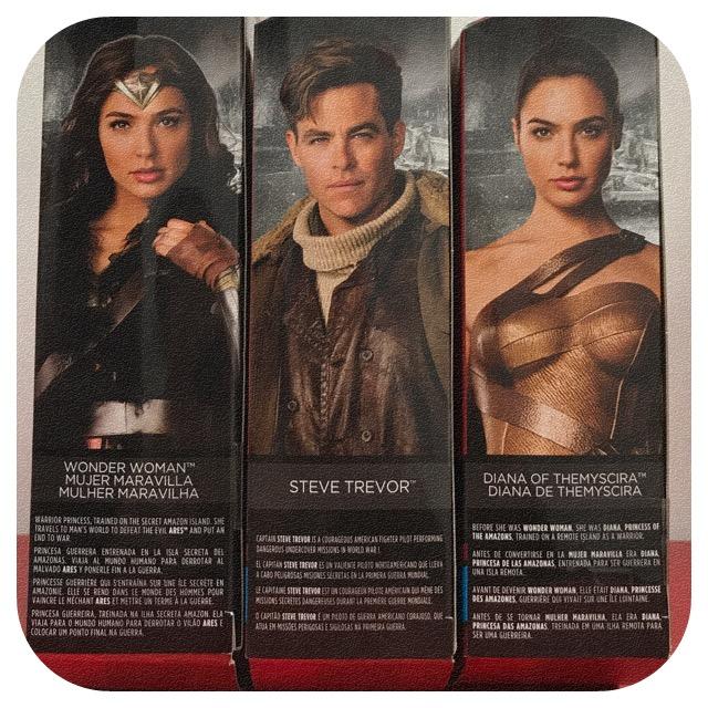 Wonder Woman Action Figures