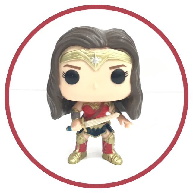 Wonder Woman Pop Funko #86