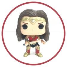 Wonder Woman Pop #86