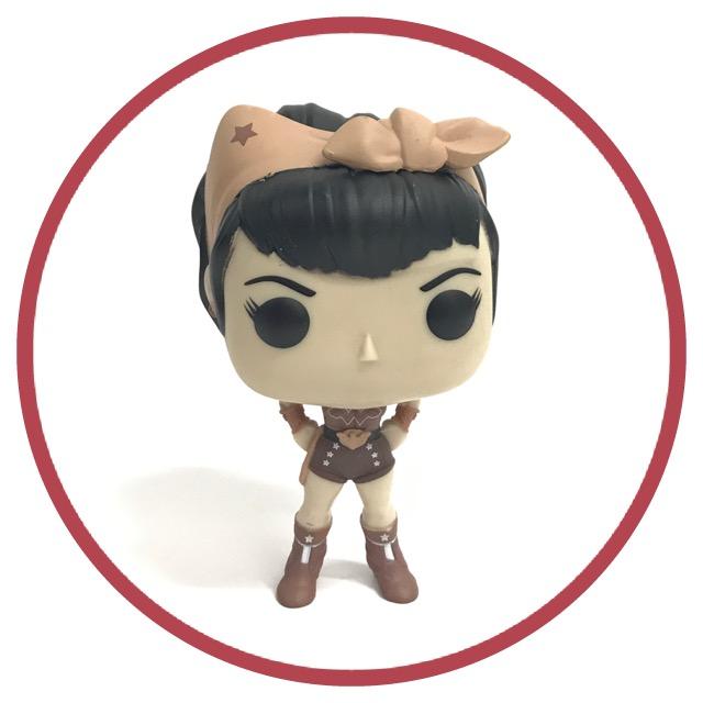 Wonder Woman Pop Funko #167
