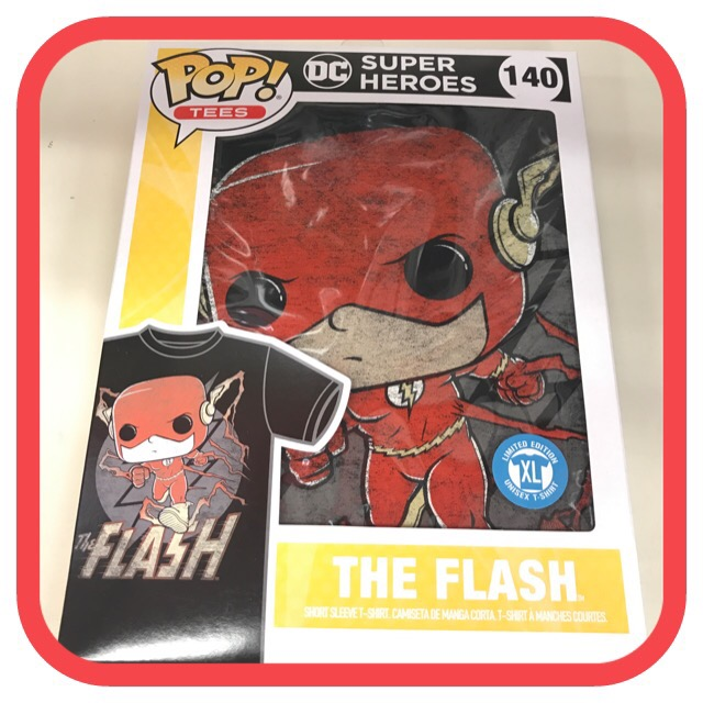 Pop Tees - The Flash