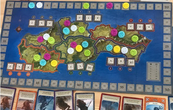 Ethnos A Strategy Game
