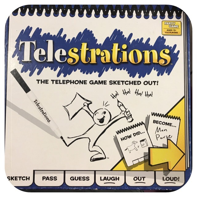 Telestrations – A Drawing Game Fun – Learn. Play. Connect